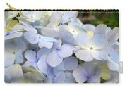 Blue Hydrangea Flowers Carry-all Pouch