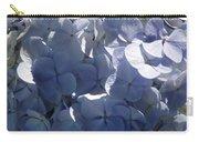 Blue Hydrangeas Carry-all Pouch
