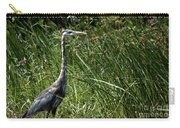 Blue In The Reeds Carry-all Pouch