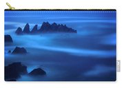 Rock Of Blues Carry-all Pouch