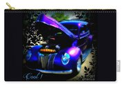 Blue Jewel Art Carry-all Pouch