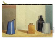 Blue Jug Alone Carry-all Pouch