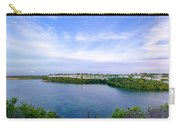 Blue Lagoon Cottages Carry-all Pouch