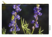 Blue Lupine  Carry-all Pouch