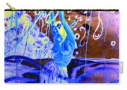 Blue Maqical Sensualism Carry-all Pouch