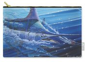 Blue Marlin Strike Off0053 Carry-all Pouch