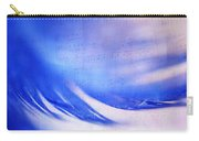 Blue Marvel. Lighten Your Day With Music Carry-all Pouch