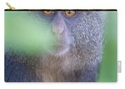 Blue Monkey Cercopithecus Mitis, Lake Carry-all Pouch