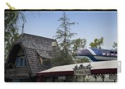 Blue Monorail Fairytale Arts Disneyland Carry-all Pouch