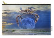 Blue Moon Crab Carry-all Pouch