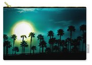 Blue Moon Rising Carry-all Pouch