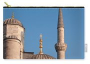 Blue Mosque 02 Carry-all Pouch