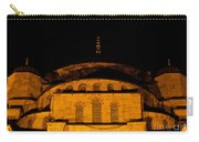 Blue Mosque At Night 03 Carry-all Pouch