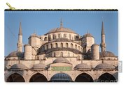 Blue Mosque Domes 01 Carry-all Pouch