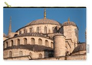 Blue Mosque Domes 05 Carry-all Pouch
