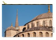 Blue Mosque Domes 07 Carry-all Pouch