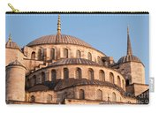 Blue Mosque Domes 09 Carry-all Pouch
