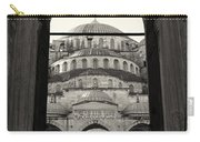 Blue Mosque Entrance Carry-all Pouch