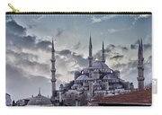 Blue Mosque In Istanbul Carry-all Pouch