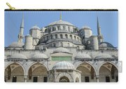 Blue Mosque In Istanbul Turkey Carry-all Pouch