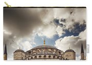 Blue Mosque Istanbul Carry-all Pouch