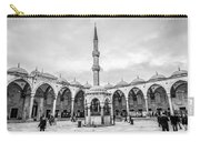Blue Mosque Minaret Carry-all Pouch
