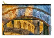 Blue Mosque Painting Carry-all Pouch