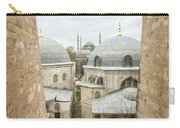 Blue Mosque View From Hagia Sophia Carry-all Pouch