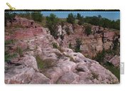 Blue Mounds Quarry Carry-all Pouch