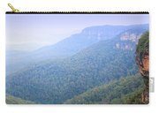 Blue Mountains Panorama Carry-all Pouch