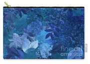 Blue - Natural Abstract Series Carry-all Pouch