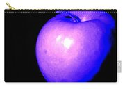 Blue Neon Apple Carry-all Pouch