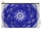 Blue Nova Carry-all Pouch