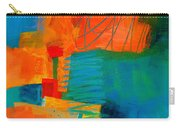 Blue Orange 2 Carry-all Pouch