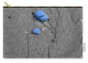 Blue Pebbles Carry-all Pouch