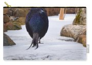 Blue Pheasant  Carry-all Pouch