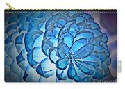 Blue Pine Cone 2 Carry-all Pouch