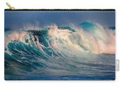 Blue Power. Indian Ocean Carry-all Pouch