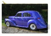 Blue Restored Willy Car Carry-all Pouch