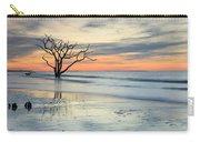 Blue Reverence Charleston Sc Ocean Sunrise Carry-all Pouch