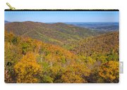 Blue Ridge Autumn Spectacular Carry-all Pouch
