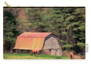 Blue Ridge Horses Carry-all Pouch