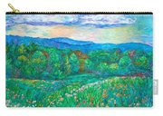 Blue Ridge Meadow Carry-all Pouch