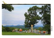 Blue Ridge Mountain Cemetery Carry-all Pouch