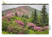 Blue Ridge Mountain Rhododendron - Roan Mountain Bloom Extravaganza Carry-all Pouch