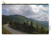 Blue Ridge Mountains And Blue Ridge Parkway Carry-all Pouch
