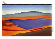 Blue Ridge Mountains East Fall Art Abstract Carry-all Pouch