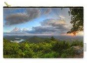 Blue Ridge Mountains Panorama Carry-all Pouch