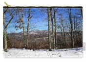 Blue Ridge Mountains Carry-all Pouch