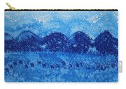 Blue Ridge Original Painting Carry-all Pouch